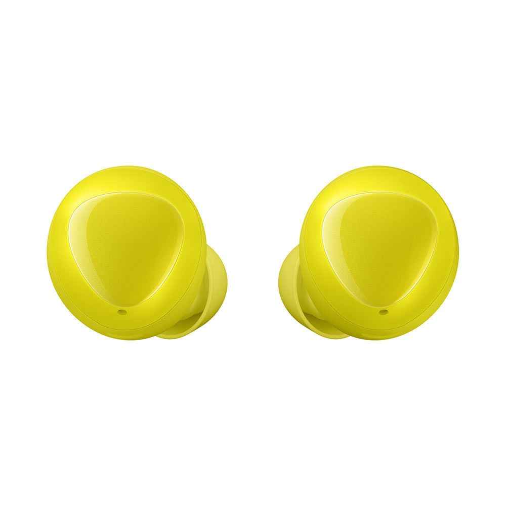 Audífonos Galaxy buds amarillos