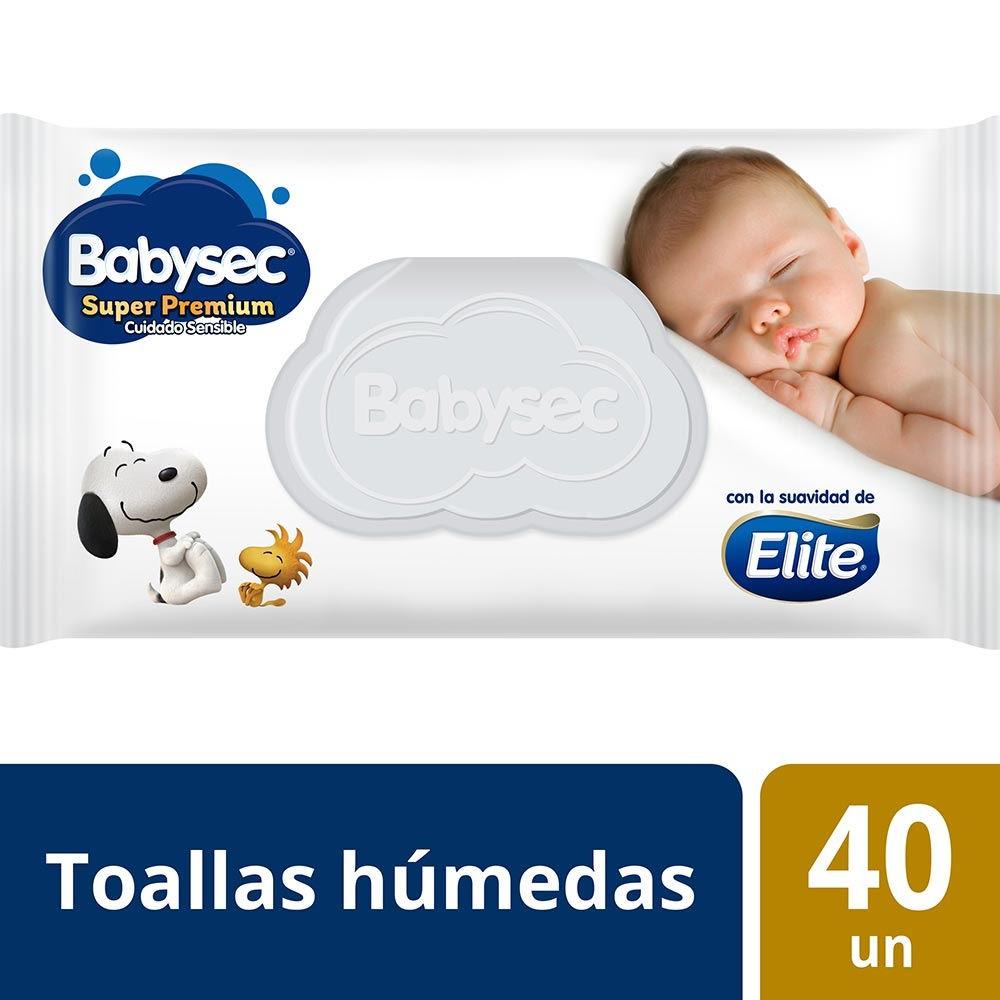 Toallitas húmedas súper premium