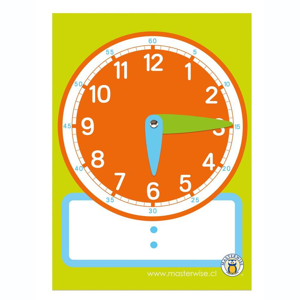 Reloj del alumno 12,5 x 17 CM