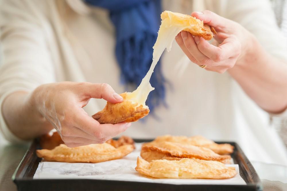 Empanada queso Unidad 150 gr aprox