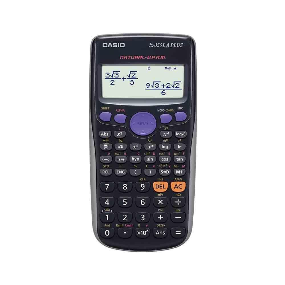 Calculadora científica FX-350LA plus