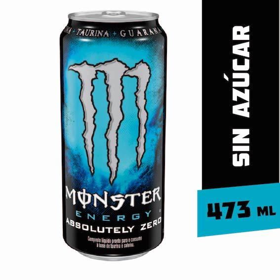 Bebida energética Absolutely Zero