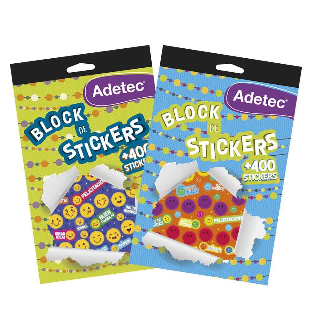 Stickers motivacionales Diseño Aleatorio