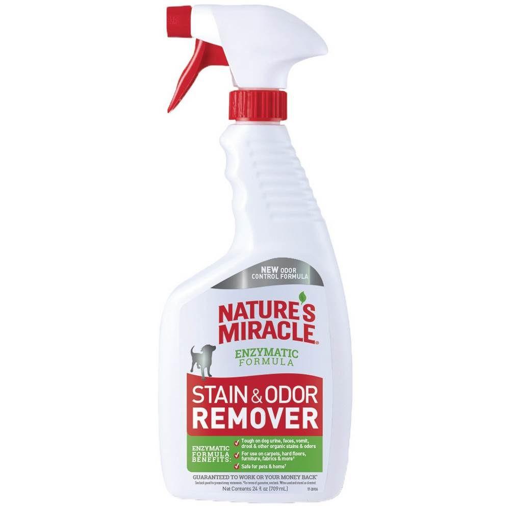 Removedor de manchas y olores