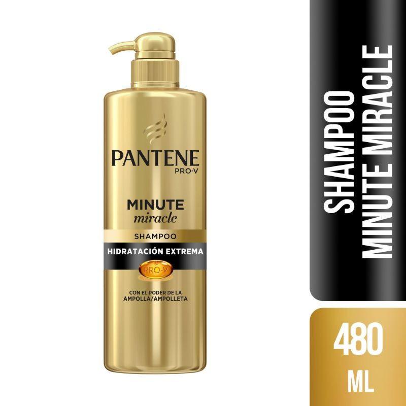 Shampoo minute miracle hidratación extrema