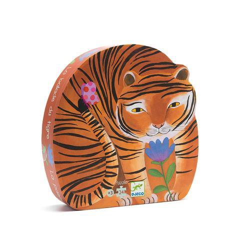 Puzzle tigre 24 piezas