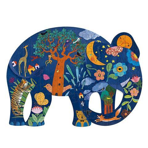 Puzzle elefante 150 piezas Contiene 150 Piezas.