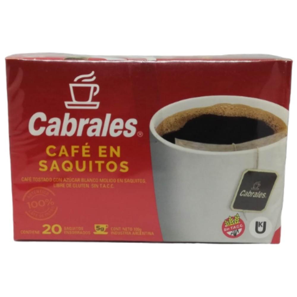 Café en saquitos