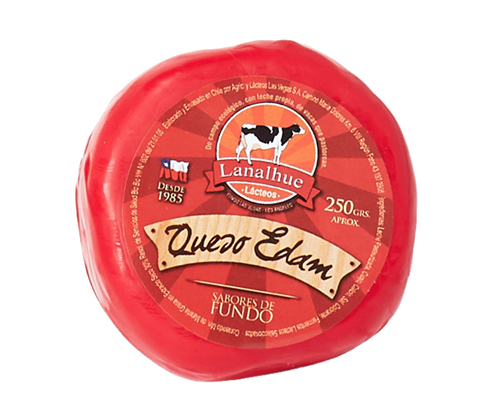Queso edam tradicional