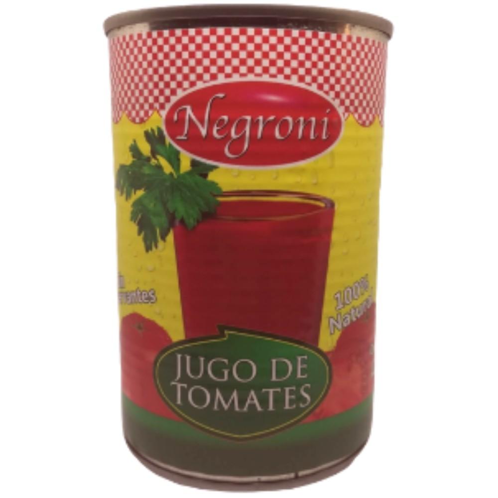 Jugo de Tomates lata 430ml