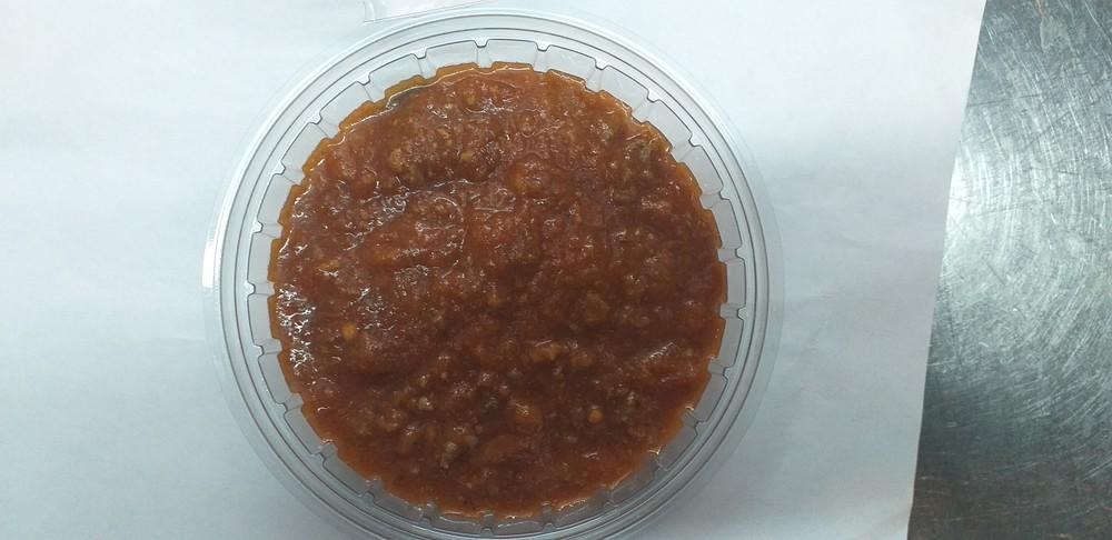 Salsa bolognesa pote 230 grs