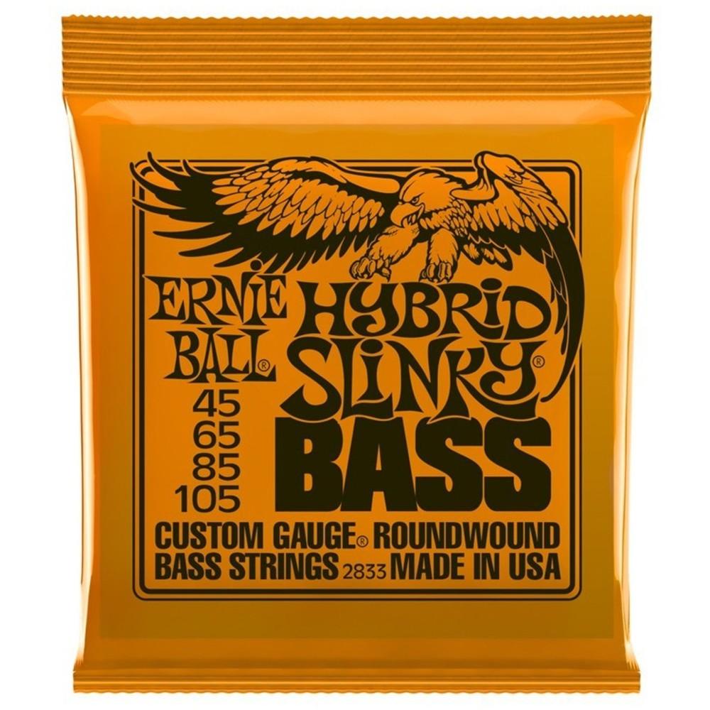 Hybrid slinky bass 45-105 2833 Pack