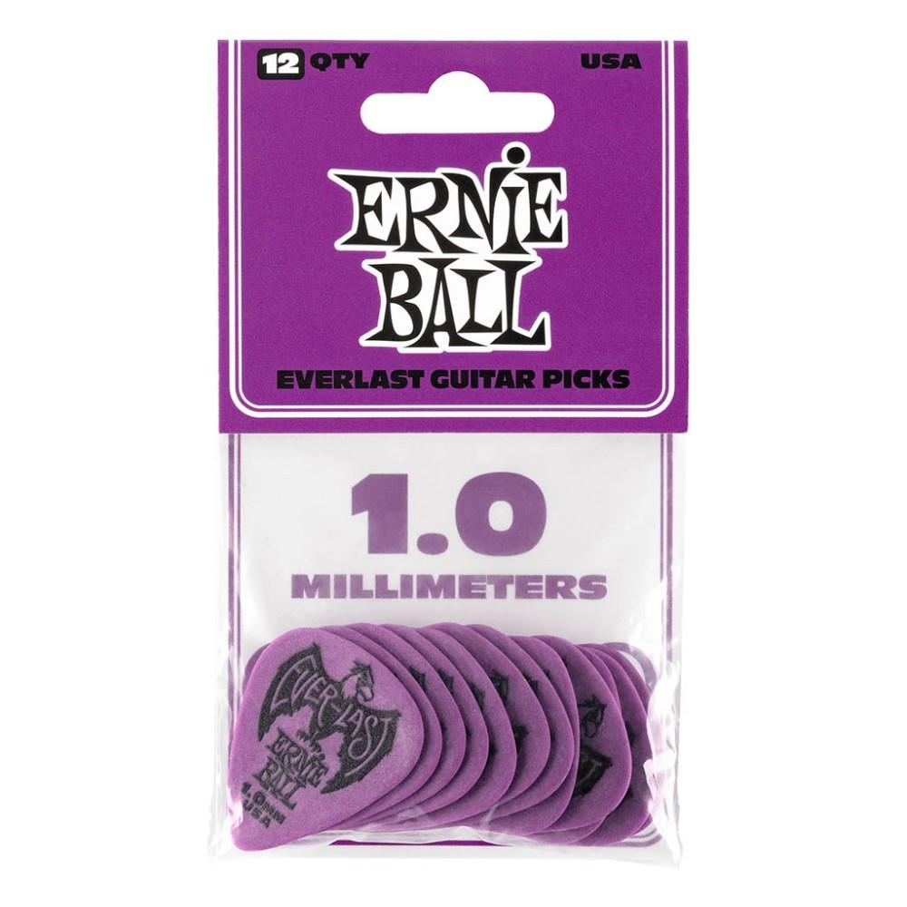 Everlast purple 1.0mm P09193 Pack 12 uñetas