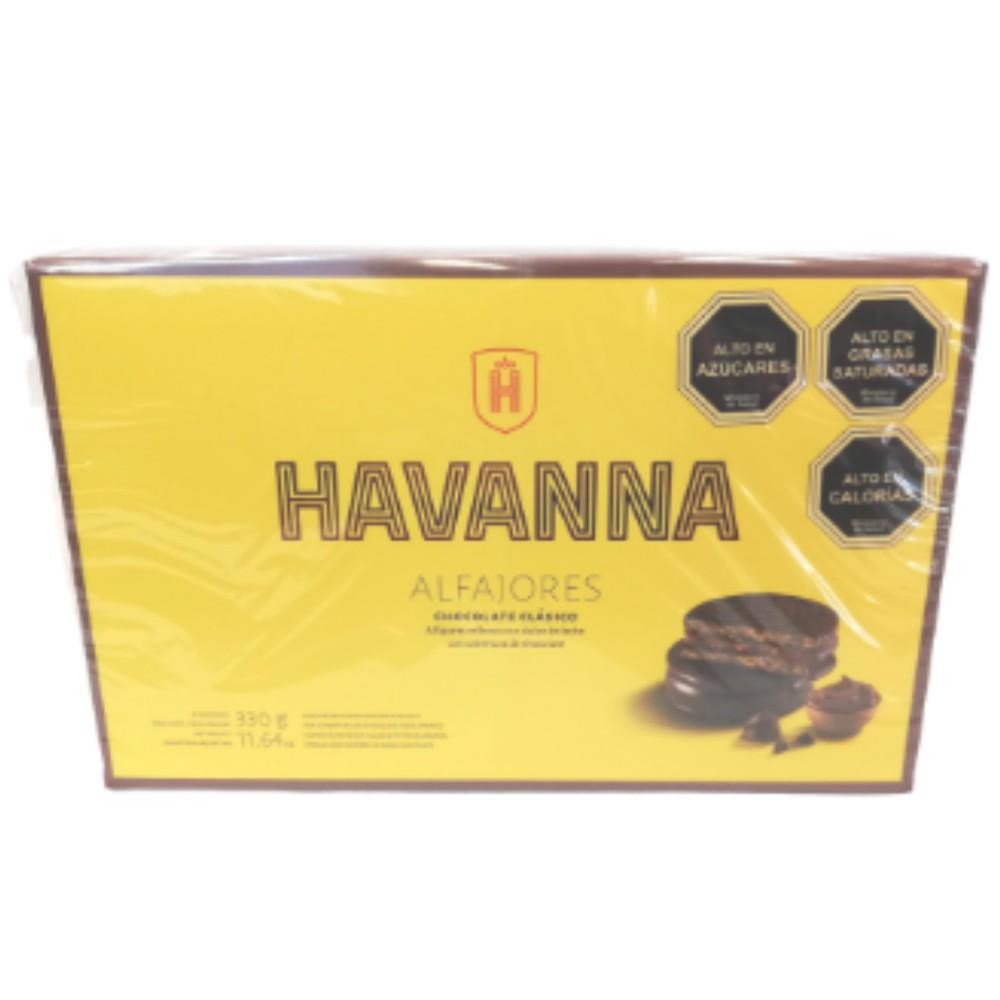 Alfajores de Chocolate caja de 6 unidades