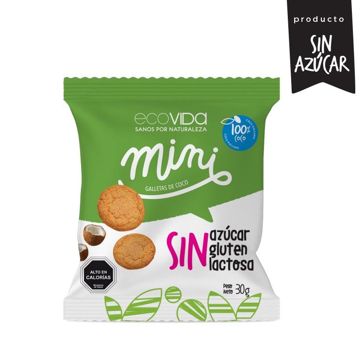 Mini sin gluten coco