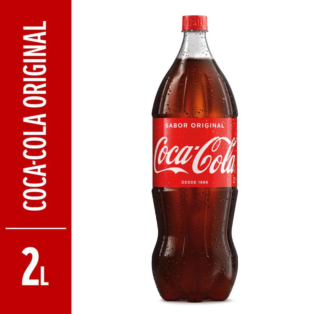 Refrigerante de cola 2l