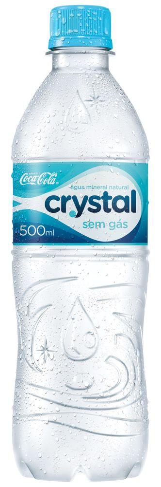 Água mineral natural sem gás
