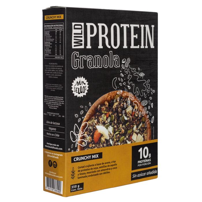 Granola proteica 350 g