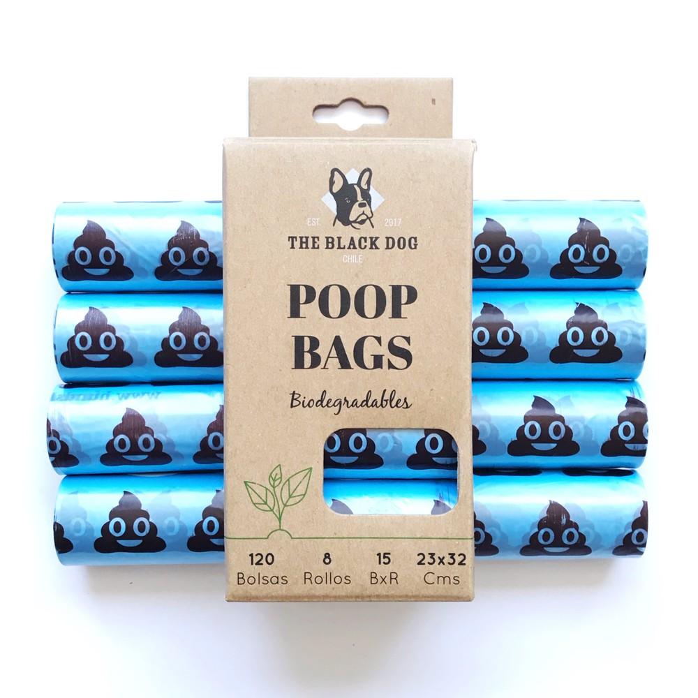 2 pack bolsas biodegradables