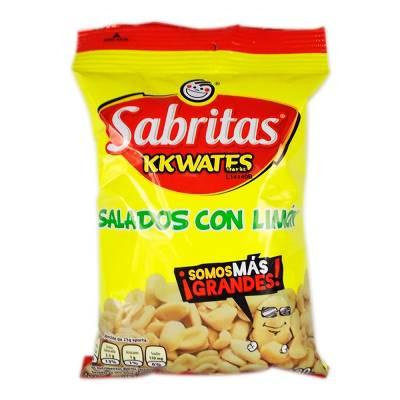 Cacahuates Kkwates Salados Con Limón Walmart A Domicilio Cornershop