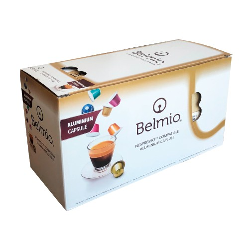 Pack Wanderlust 120 cápsulas café nespresso® compatible