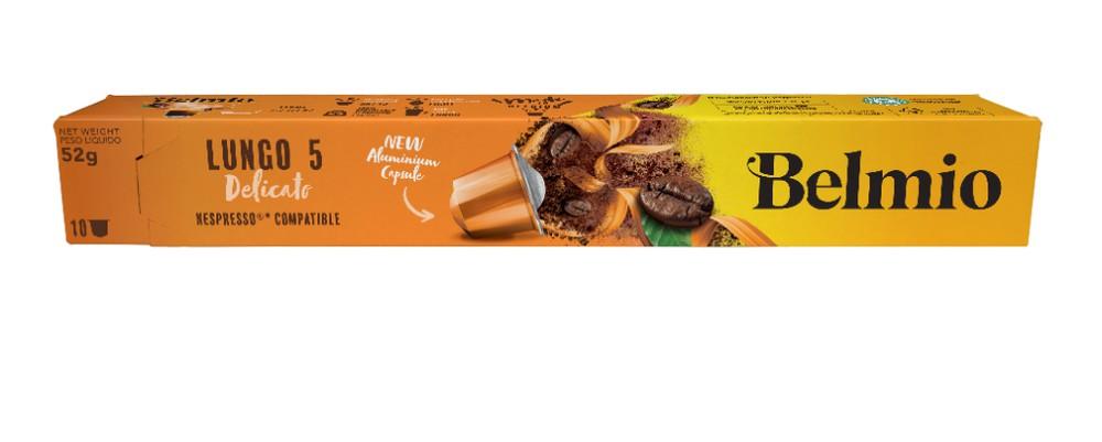 Sabor Delicato cápsulas café Nespresso® compatible