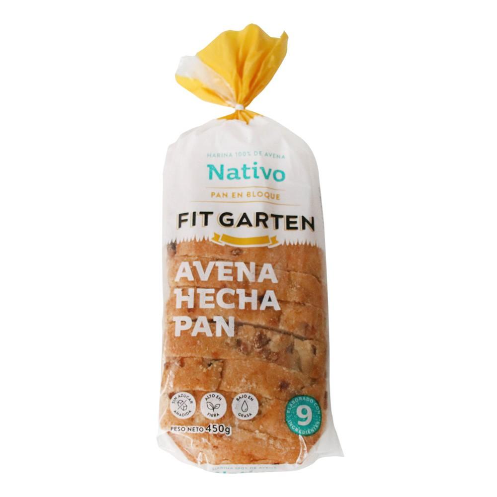 Pan nativo de avena y arándanos 450 g
