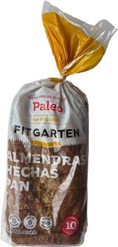 Pan paleo de almendra sin gluten sin carbohidratos