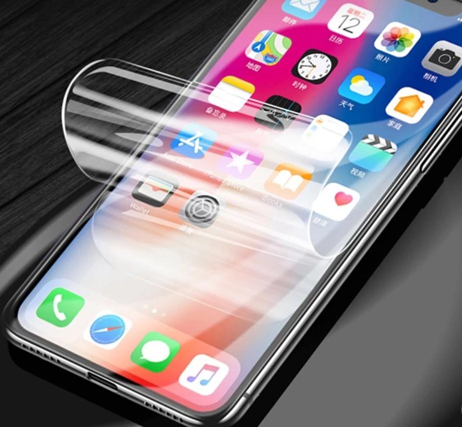 Lámina  Completade fibra de vidrio iPhone XR