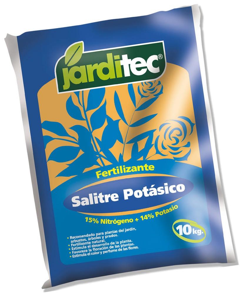 Fertilizante salitre potasico Envase 10kg