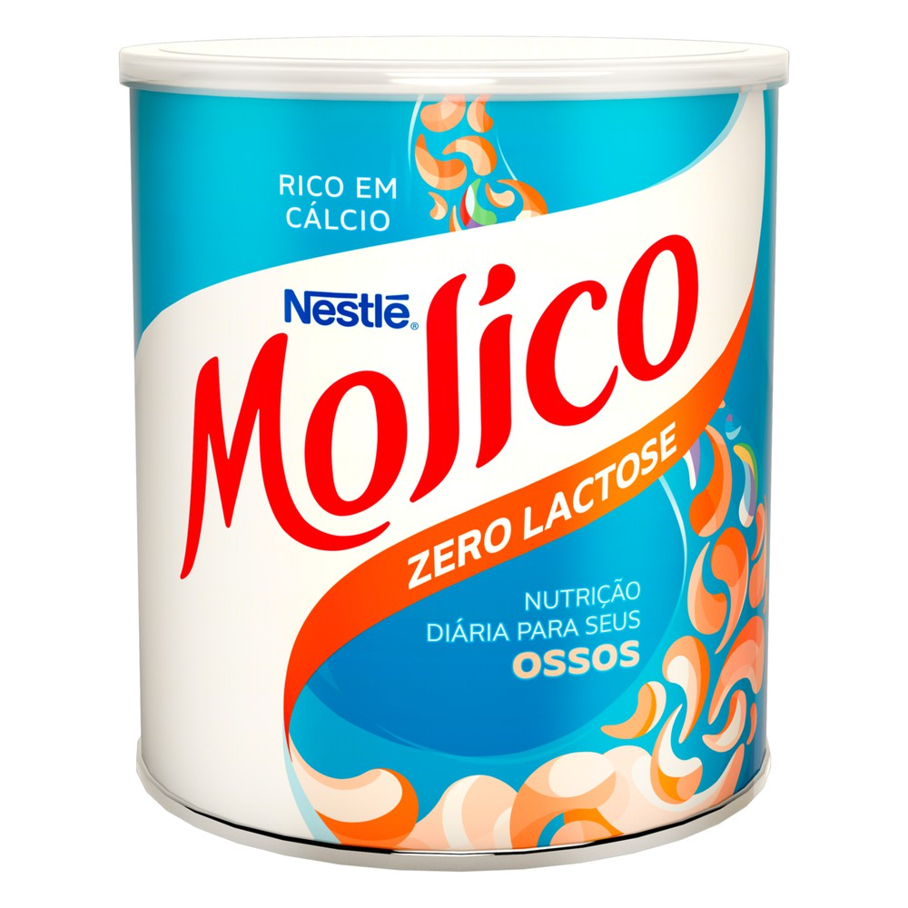 Composto lácteo zero lactose Molico