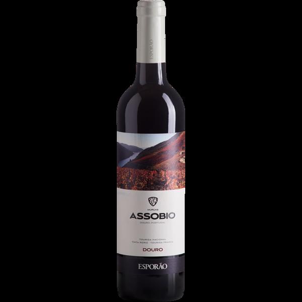 Vinho tinto português Douro Assobio 750ml
