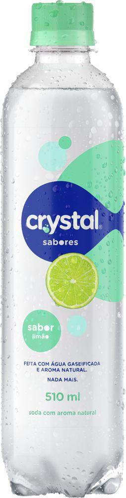 Água gaseificada Sparkling limão