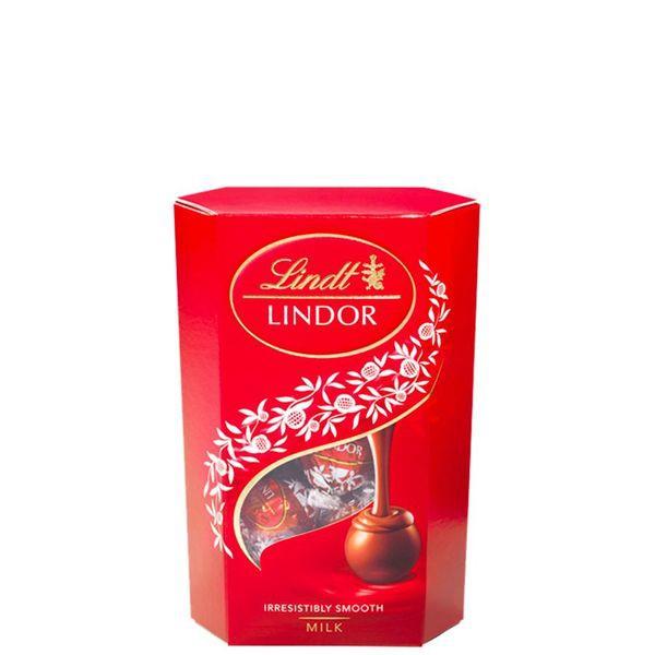 Chocolate milk balls Lindor