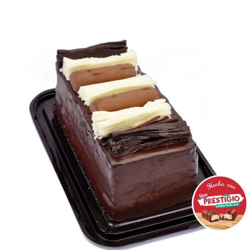 Torta de chocolate coco