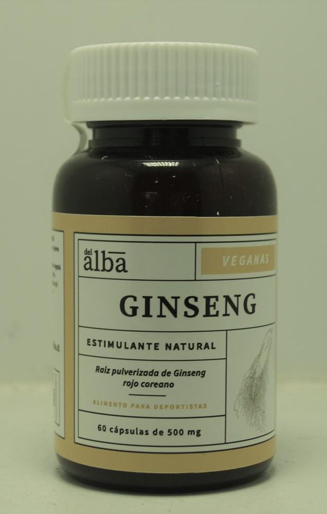 Cap ginseng producto vegano (STOCK 8 UNIDADES) Envase 500 gr.