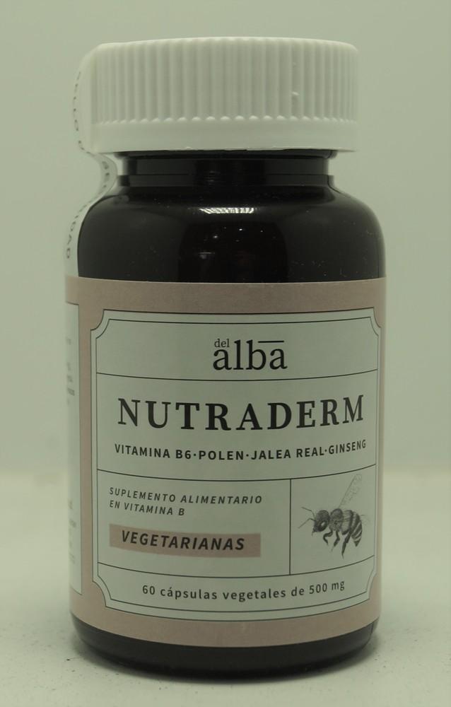 Caps nutraderm (STOCK 10 UNIDADES) Envase 500 gr.