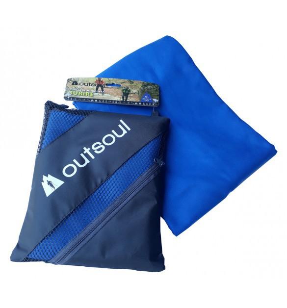 Toalla Microfibra Surire XL Azul