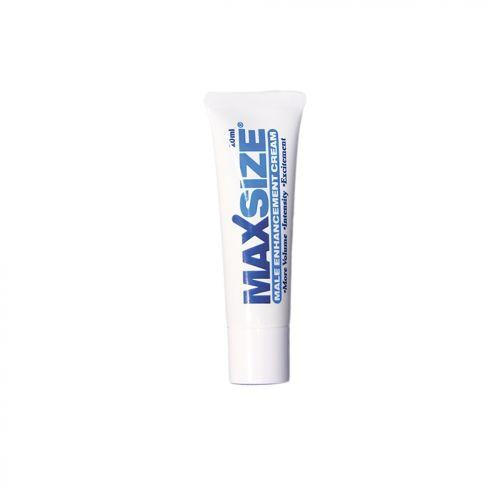 Crema potencializadora Max Size