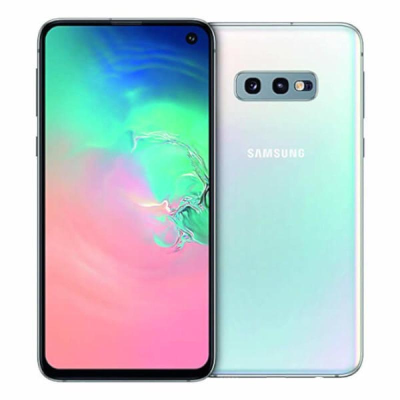 Galaxy S10e blanco