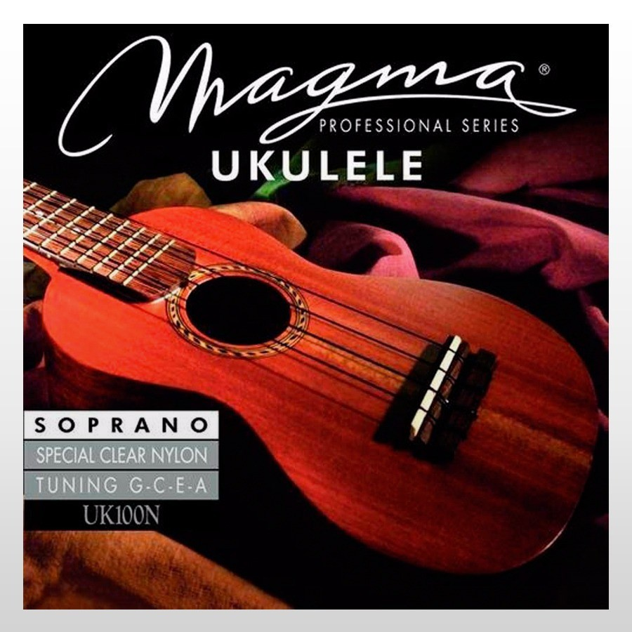 Encordado ukelele soprano uk100n 1 UNIDAD