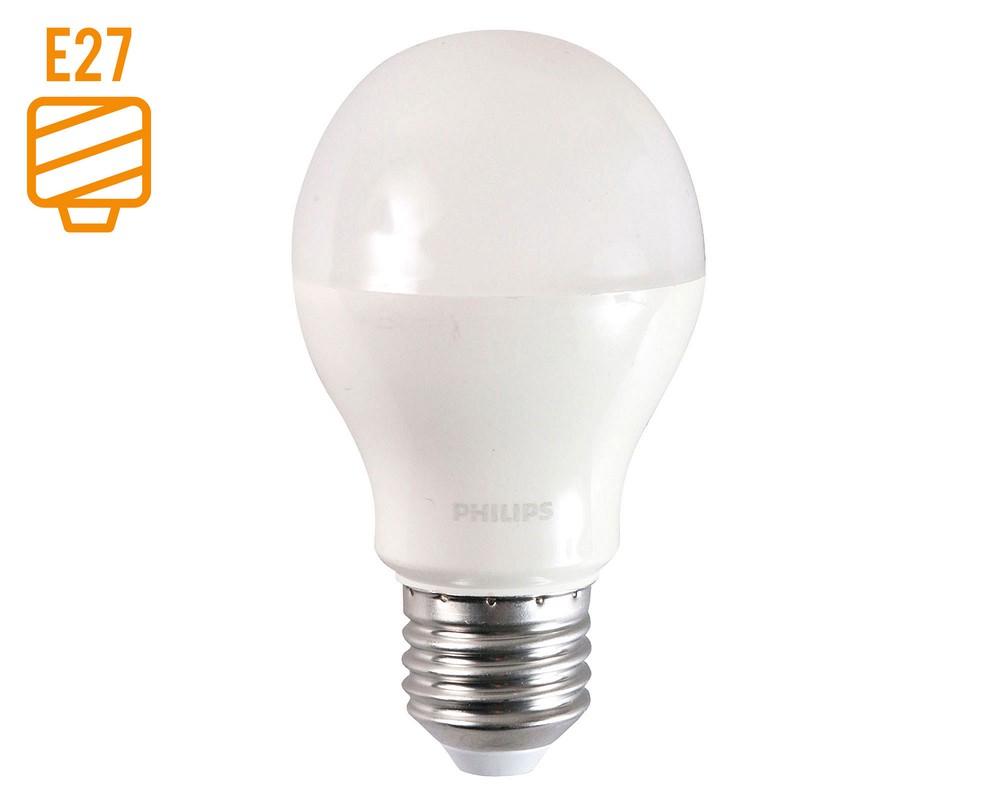 Foco bulbo LED 12 W luz fría