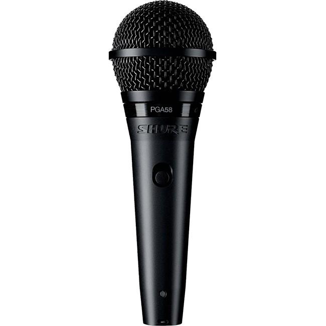 Micrófono dinámico vocal pga58xlr 1 UNIDAD