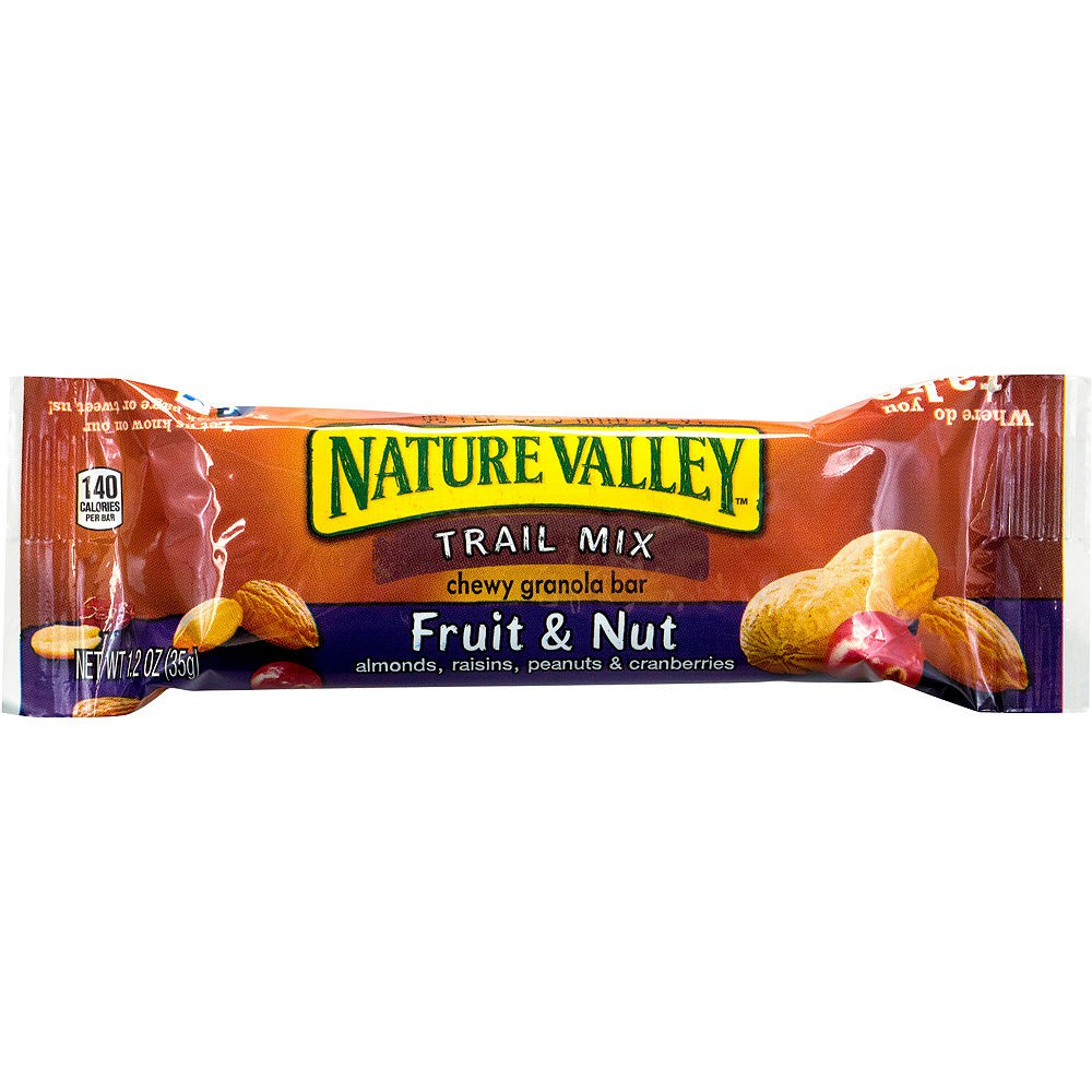 Fruit and nut bar