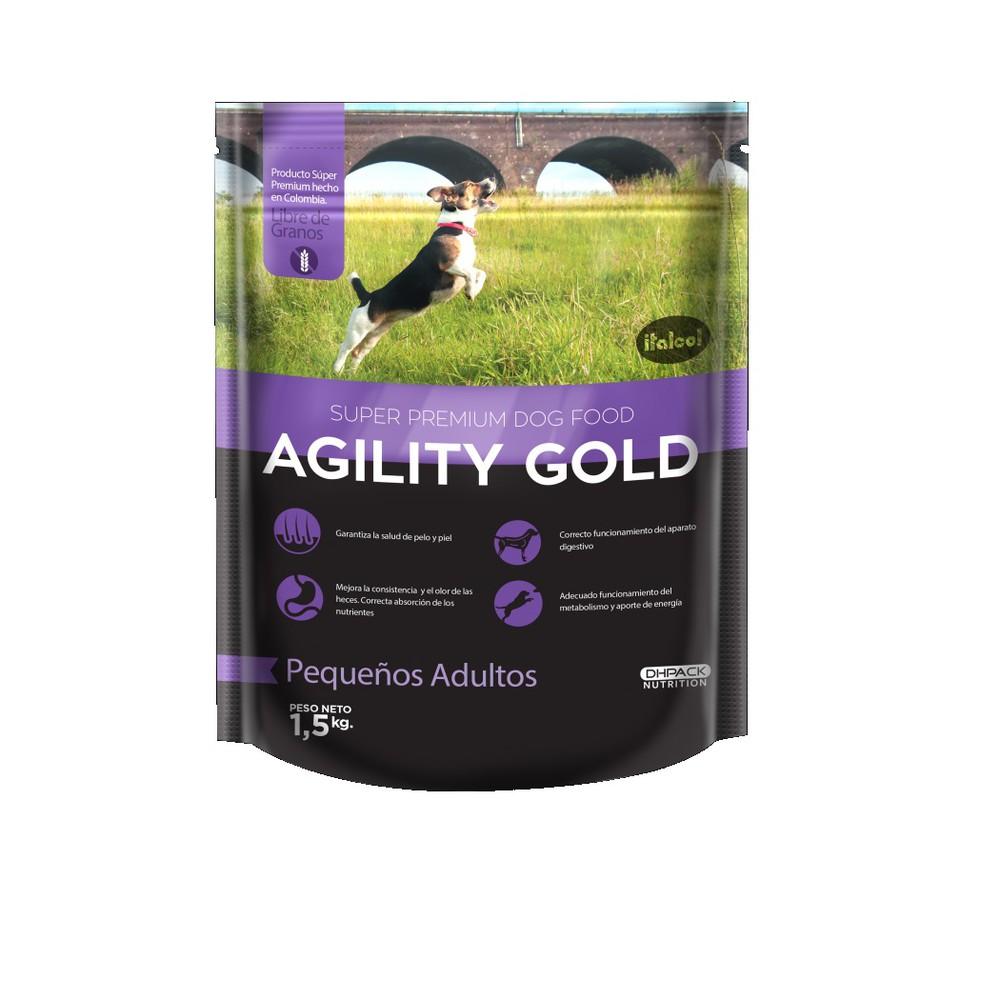 Agility Gold Pequeños Adultos 1.5 Kg 1.5 kg