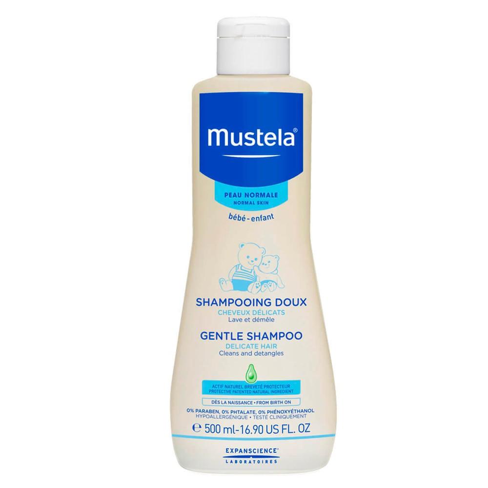 Shampoo Mustela Bebê Gentle