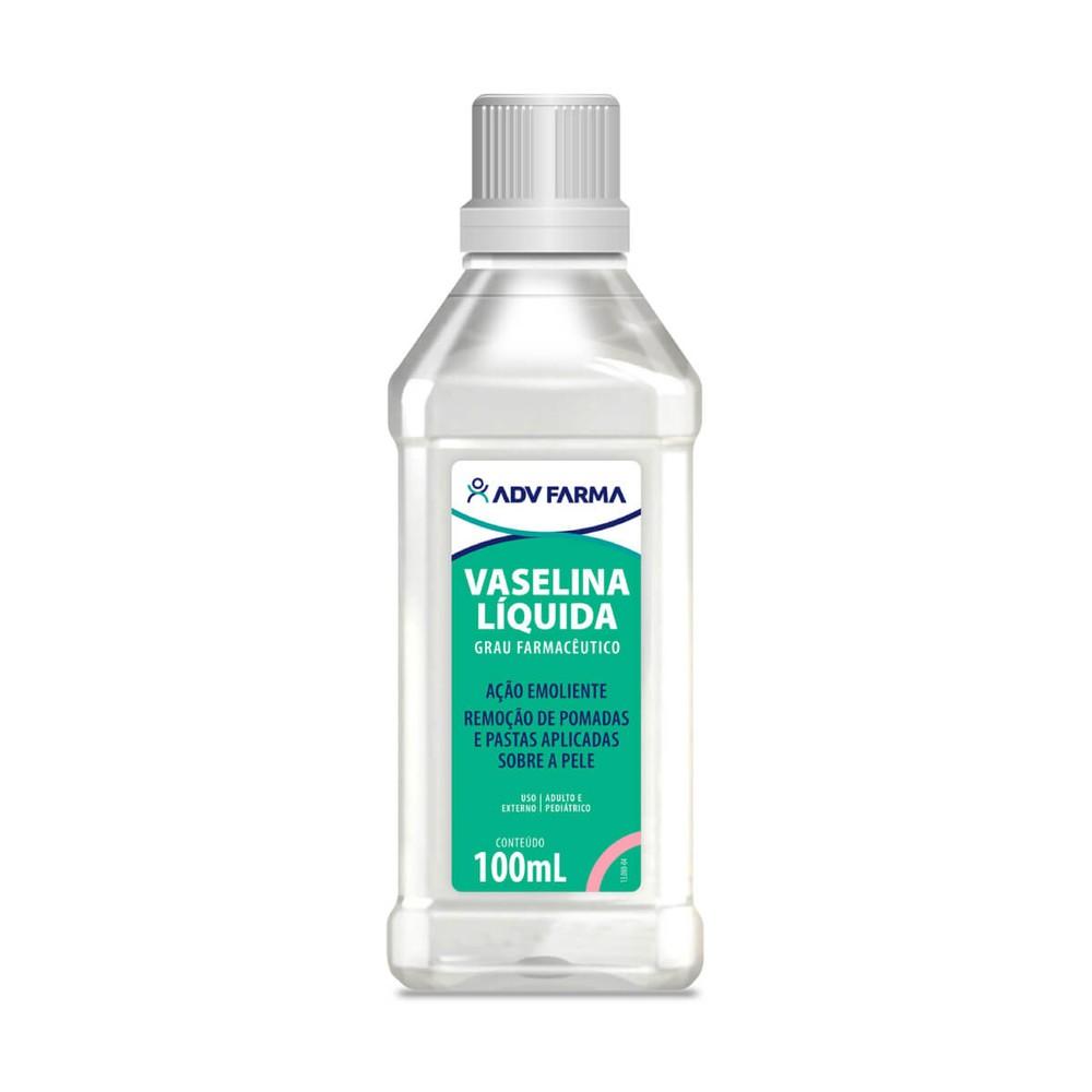 Vaselina líquida