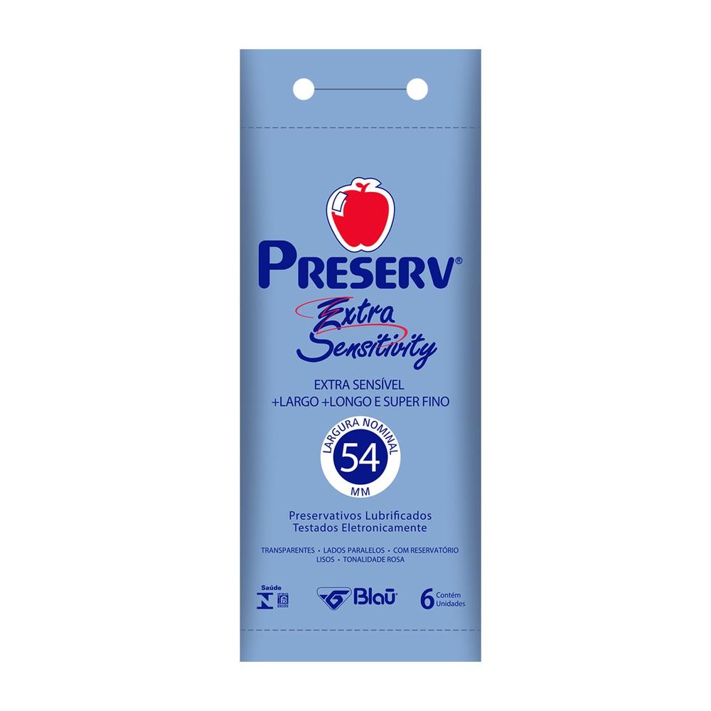 Preservativo Extra Sensitivity