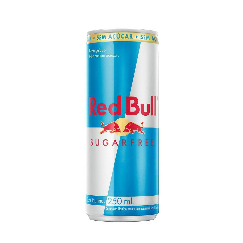 Bebida energética sem açúcar 250ml