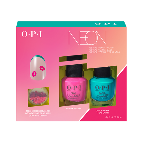 Coleccion neon duo pack nl 1